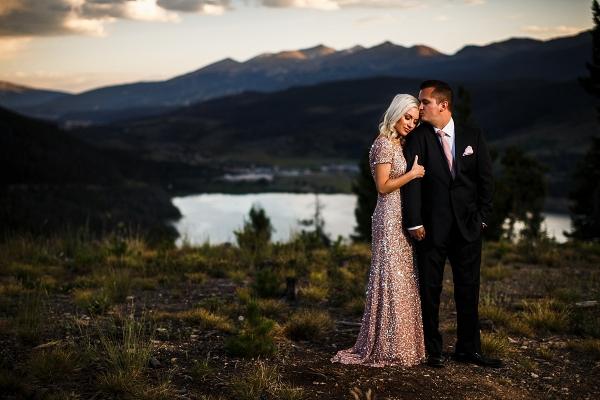 Elegant Colorado Engagement