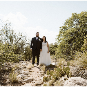 New Mexico Desert Wedding