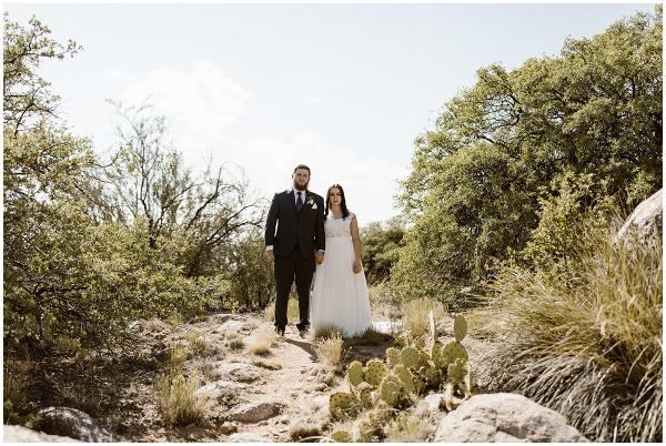 New Mexico Desert Wedding