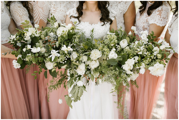 Organic natural bouquets