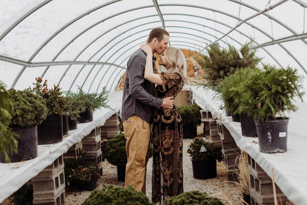 Wyoming Greenhouse Engagement