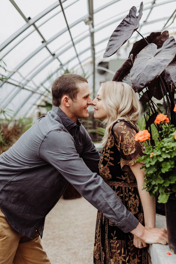 Wyoming Greenhouse Engagement 2