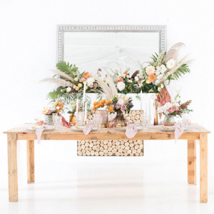 Dreamy Rustic Fall Table Decor
