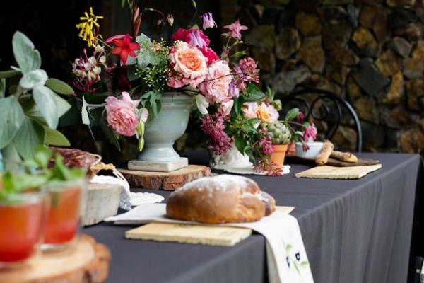 Still life inspired table