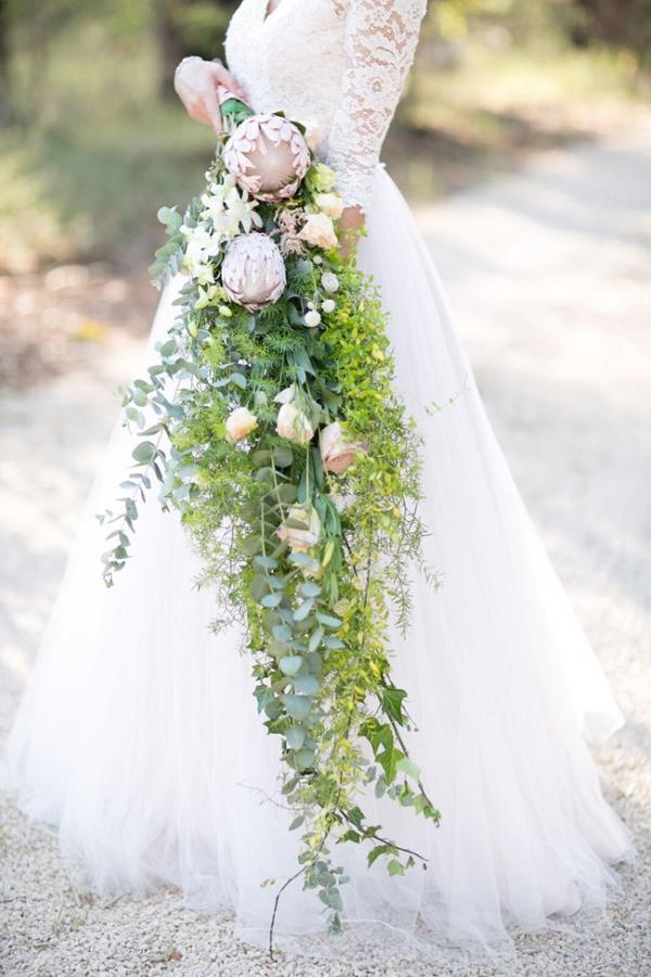 Protea Cascade Bouquet