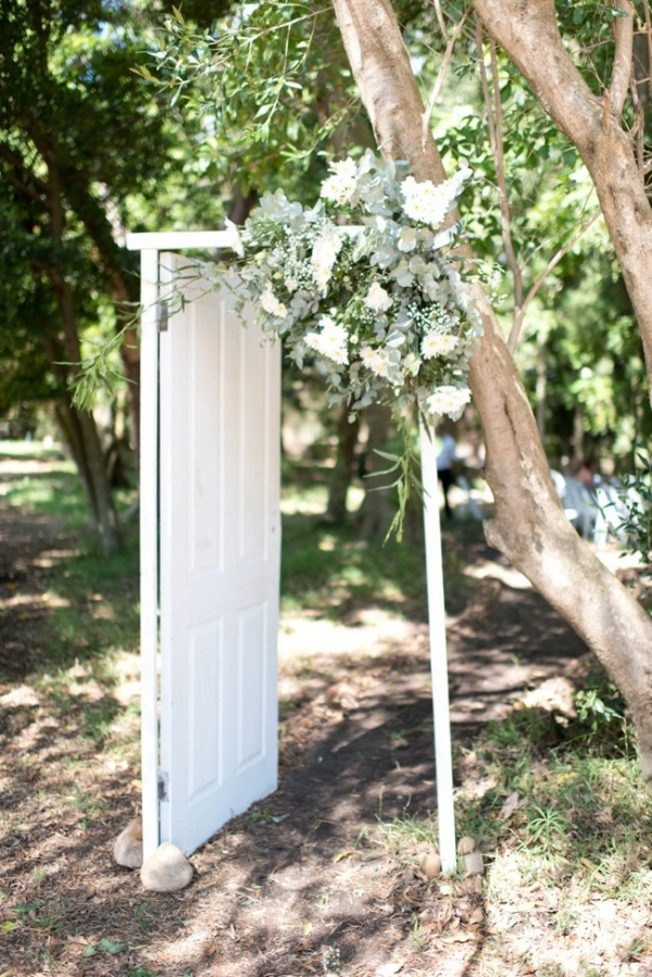Ceremony door