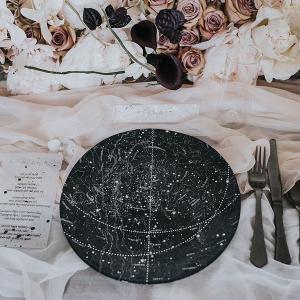 Celestial Themed Table Decor