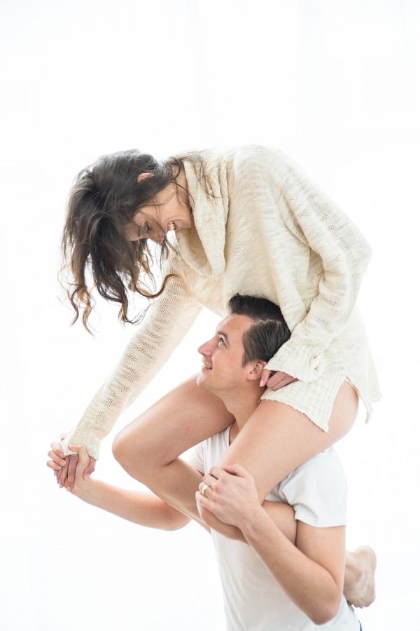 Couple's Boudoir Session