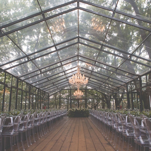 Glasshouse Wedding Venue