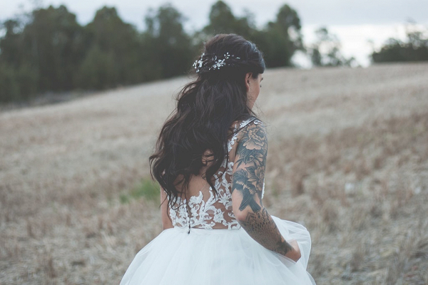 Tattooed Bride