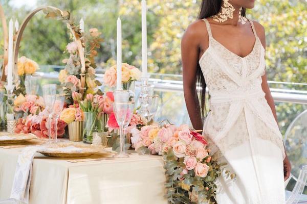 Upcycled Eco Wedding Dress