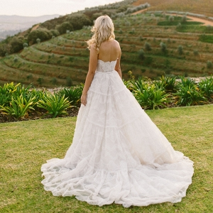 Anna Georgina Convertible Wedding Dress