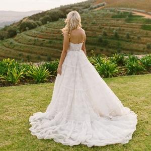 Anna Georgina Convertible Wedding Dress