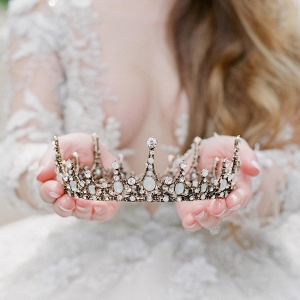 Fairytale Bridal Crown