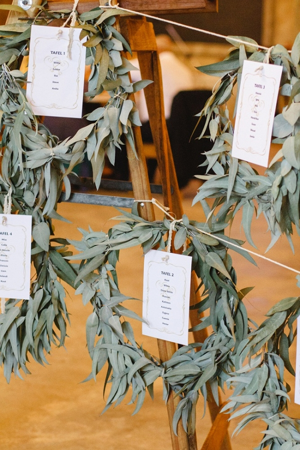 Wreath Table Plan