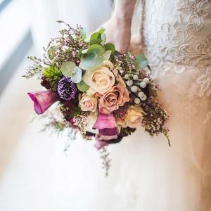 Pink & Purple Bouquet
