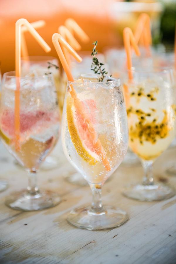 Gin Granadilla Cocktails