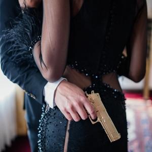 James Bond wedding inspiration