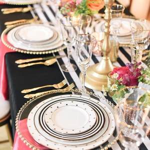 Kate Spade Table Decor