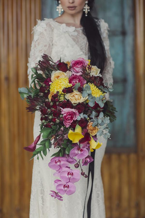 Lush Colorful Bouquet