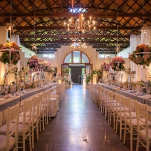 Midsummer Nights Dream Reception Decor