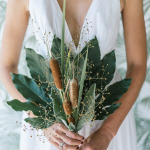 Bulrush Bouquet