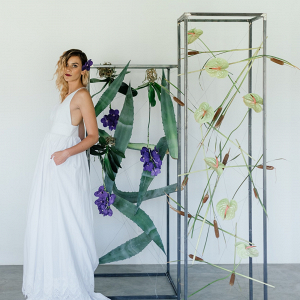 3D Floral Installation