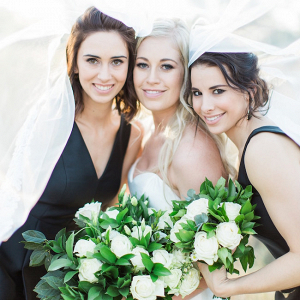 Little Black Bridesmaid Dresses