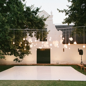 Outdoor Dancefloor