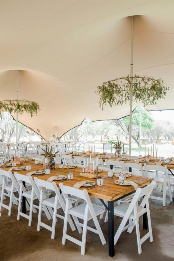 Bushveld Marquee Reception