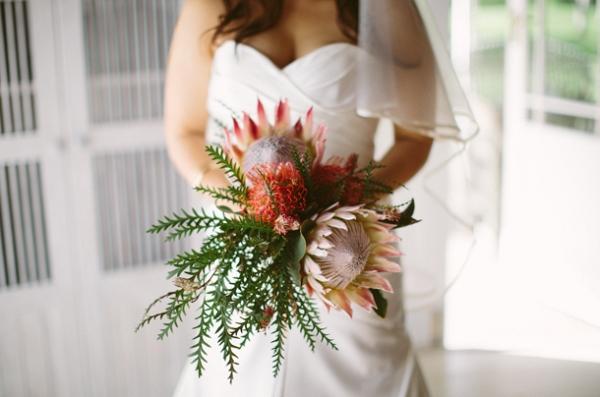 Rustic Protea Bouquet