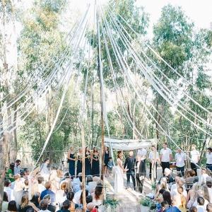 Maypole Wedding Ceremony