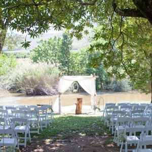 Riverside Ceremony Area