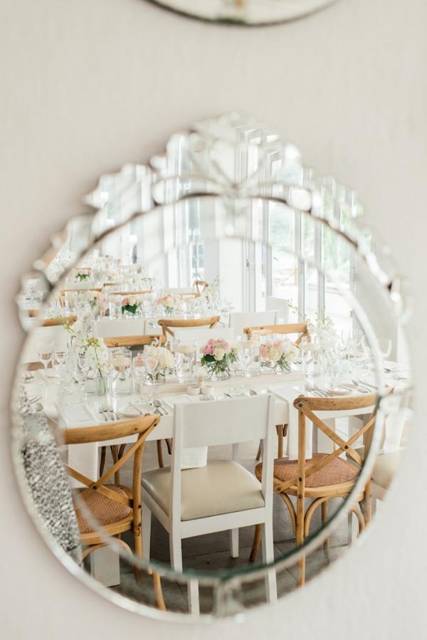 Decorative Mirror Reception Decor