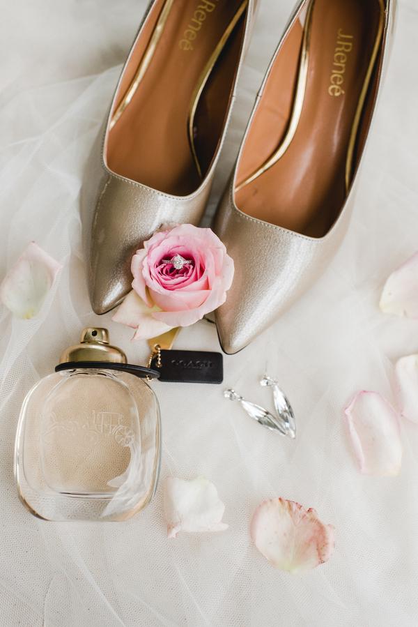 Bride's Boudoir Accessories