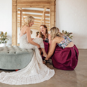 Floral Bridesmaid Separates