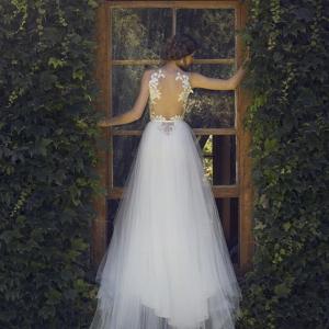 Statement Back Bridesmaid Dresses