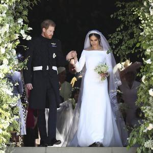 Harry & Meghan Royal Wedding