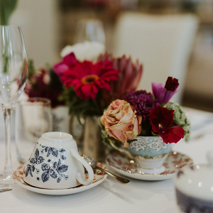 High Tea Centerpiece