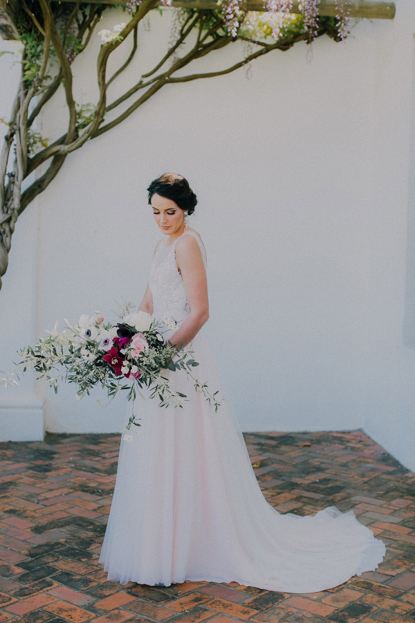 Janita Toerien Lace Bodice Wedding Dress