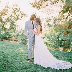 Sunset Malibu wedding