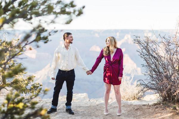 Christiana & David engagement