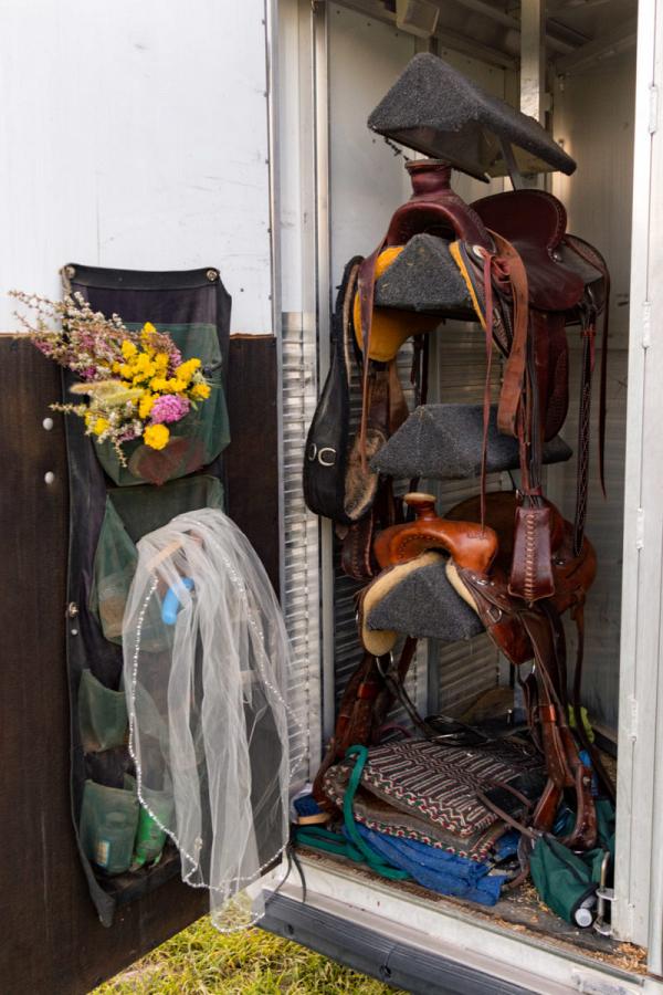 Saddles and stuff