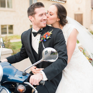 Traditional Italian inspired wedding at Oak Hills Utah