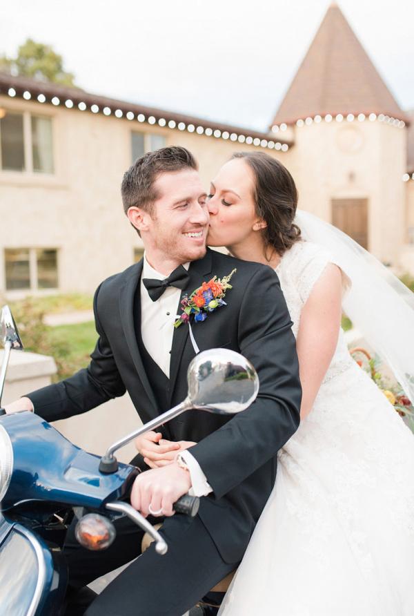 Traditional Italian inspired wedding at Oak Hills Utah