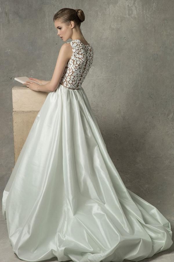Angel Sanchez Wedding Dress Spring 2017 Bridal Collection