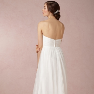 BHLDN Annabelle Dress Convertible Jenny Yoo Back View