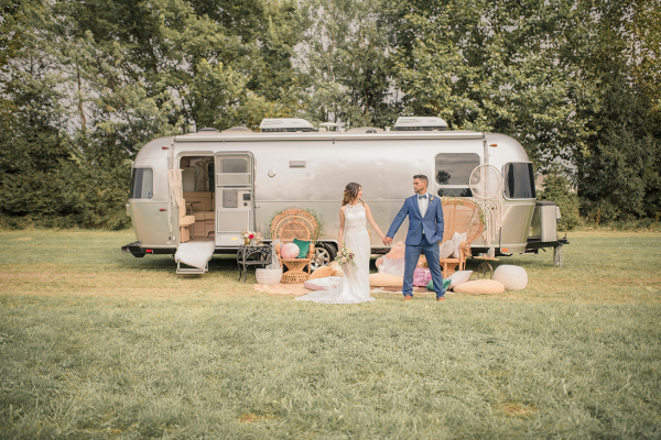 Boho Love Story in the Countryside