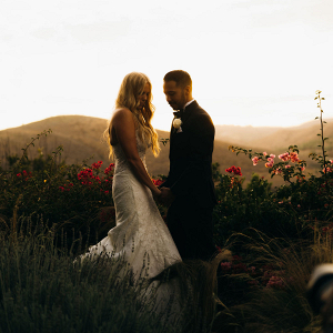 Classic ranch wedding in Simi valley