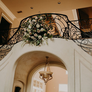 Wedding foyer